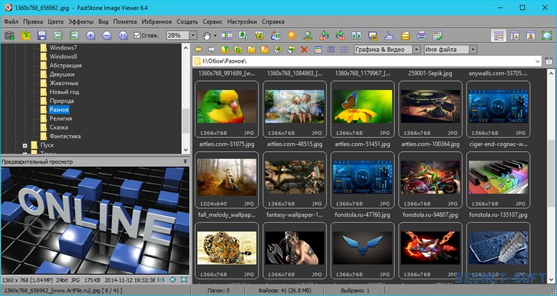 fast stone image viewer